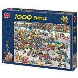 JUMBO 1000 EL. Wyścig motocyklowy