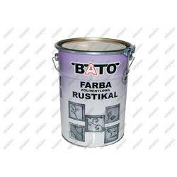 Farba RUSTICAL, grafit, 12,6kg (10L)