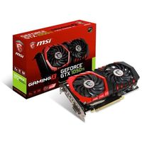 MSI Karta graficzna GeForce GTX 1050 TI Gaming X 4GB DDR5 128BIT DVI-D/HDMI/DP