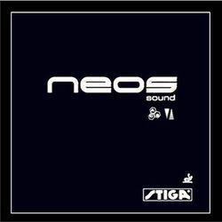 STIGA Neos Sound - Okładzina czerwona - Czerwony