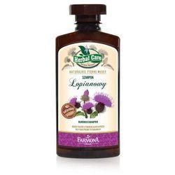 HERBAL CARE szampony ziołowe łopianowy