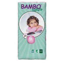 - BAMBO NATURE - Pieluchy Jednorazowe 6 Junior 16-30kg