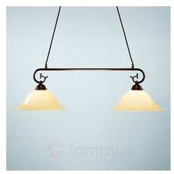 Stylowa lampa wisząca Detlef