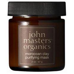 John Masters Morrocan Clay - glinka marokańska maseczka oczyszczająca 57g