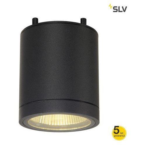 Lampa Sufitowa Enola C 9w Antracyt Spotline Kod Rabatowy 30
