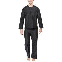 Traveler's Tree Travel Pyjama Bielizna nocna Mężczyźni Men czarn Przy złożeniu zamówienia do godziny 16 ( od Pon. do Pt., wszystkie metody płatności z wyjątkiem przelewu bankowego), wysyłka odbędzie się tego samego dnia.