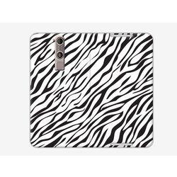 Flex Book Fantastic - ZTE Axon Mini - pokrowiec na telefon - zebra
