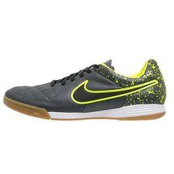 Nike Performance TIEMPO LEGACY IC Halówki anthracite/black/volt