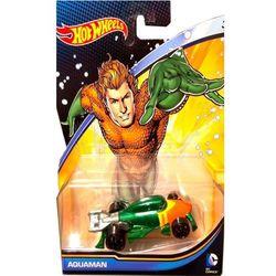 HOT WHEELS DCU Aquaman - HOT WHEELS