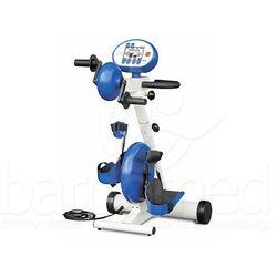 MOTOmed viva 2 zestaw do treningu pasywnego i aktywnego nóg i rąk + prowadnice do podudzi + opaski do mocowania rąk