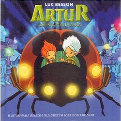 Artur i zemsta Maltazara Ilustrowana książka dla dzieci w wieku 3-5 lat - Besson Luc, Casale Antonio (opr. twarda)