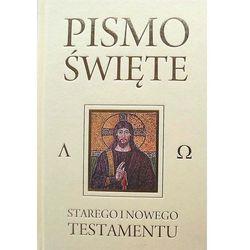 PISMO ŚWIĘTE /WDS CZARNE PAGINATOR