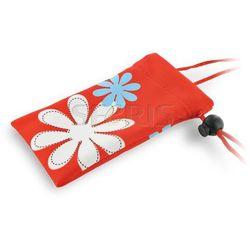 4World uniwersalne etui do telefonów GSM POCKET FLOWER - 06183