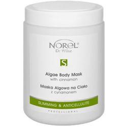 Norel (Dr Wilsz) ALGAE BODY MASK WITH CINNAMON Maska algowa na ciało z cynamonem (PN063)