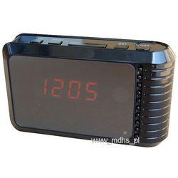 Mini kamera IP Wi-Fi ukryta w ZEGARKU CYFROWYM, DETEKCJA RUCHU, 1280x720, 4 GB, DZIEŃ/NOC, CLOCK WI-FI Camera