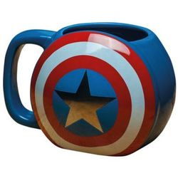 Kubek DC Captain America Shield Mug