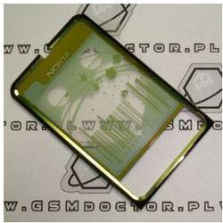 Obudowa Nokia 3250 przednia zielona