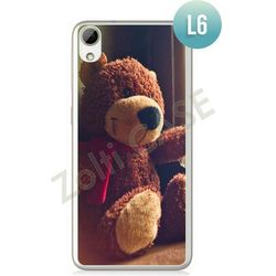 Obudowa Zolti Ultra Slim Case - HTC Desire 626 - Romantic- Wzór L6 - L6