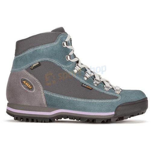 42603f085f46ba Buty trekkingowe damskie Ultra Light Micro GTX Aku (szaro-niebieskie ...