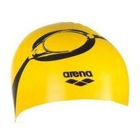 Czepek Arena Poolish - goggle yellow