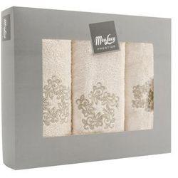 Komplet ręczników Ornament - 3 el.