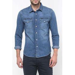 Koszula Lee Western Shirt Blue Stance