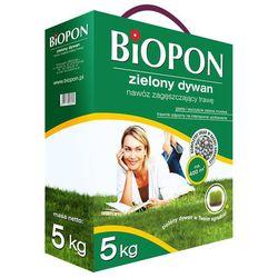 Nawóz zagęszczający trawę Biopon