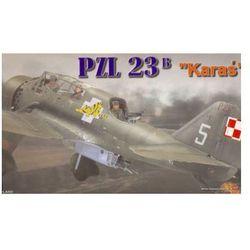 PZL P23B Karaś, model do sklejania