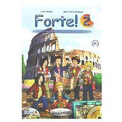 Forte 2 podręcznik + ćwiczenia + CD (opr. miękka)