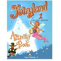 Fairyland 1 - activity book + interactive eBook (CZ)