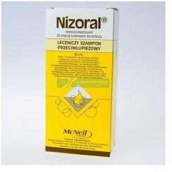 Nizoral szampon leczniczy 60ml