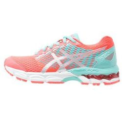 ASICS GELNIMBUS 18 Obuwie do biegania treningowe diva pink/silver/pool blue