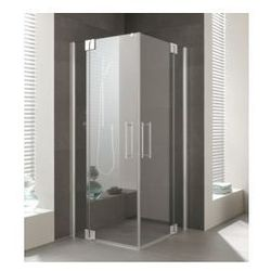 Drzwi Kermi Pasa XP 100x185cm wahadłowe z polem stałym prawe PXEPR100181PK