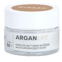 Mincer Pharma ArganLife N° 800 50+ krem nawilżający na dzień + do każdego zamówienia upominek.