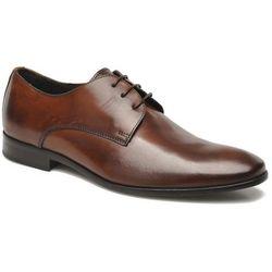 promocje - 10% Buty sznurowane Marvin&Co Nicovée Męskie Brązowe 100 dni na zwrot lub wymianę