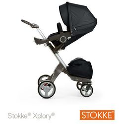 Stokke ® Xplory Wózek Spacerowy V4 Black