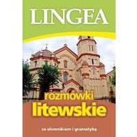 ROZMÓWKI LITEWSKIE - mamy na stanie, wyślemy natychmiast (opr. miękka)