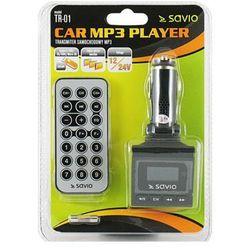 Elmak SAVIO TR-01 Transmiter FM DARMOWA DOSTAWA DO 400 SALONÓW !!