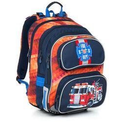 fd830bbb909d2 tornister topgal chi 650 g red w kategorii Tornistry i plecaki ...