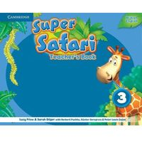 Super Safari Level 3 Teacher's Book (opr. miękka)