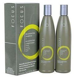 Szampon & Odżywka FOCUS - wzmacnia i pobudza do wzrostu włosy