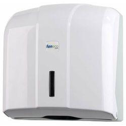 Pojemnik (podajnik) Faneco ZZ POP (P400PG-WG) na ręczniki papierowe w listkach