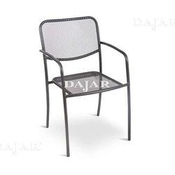 Dajar Krzesło Ogrodowe Metalowe Vinci 22903