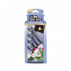Car vent stick Garden Sweet Pea Yankee Candle