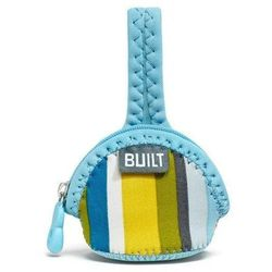 BUILT Paci-Finder - Pokrowiec na smoczek (Baby Blue Stripe)