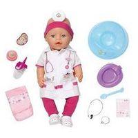 Lalka interaktywna Baby born Doktor