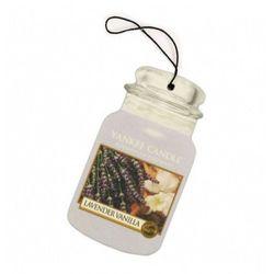 Car jar Lavender Vanilla Yankee Candle