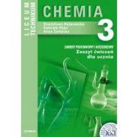 Chemia LO KL 3. Ćwiczenia. Zakres podstwowy i rozszerzony (opr. broszurowa)