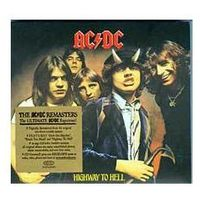 AC/DC - HIGHWAY TO HELL (CD)