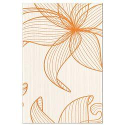 inserto Lorena flower B orange 30 x 45 OD025-019